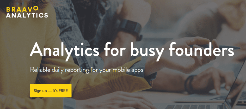 analytics for your app